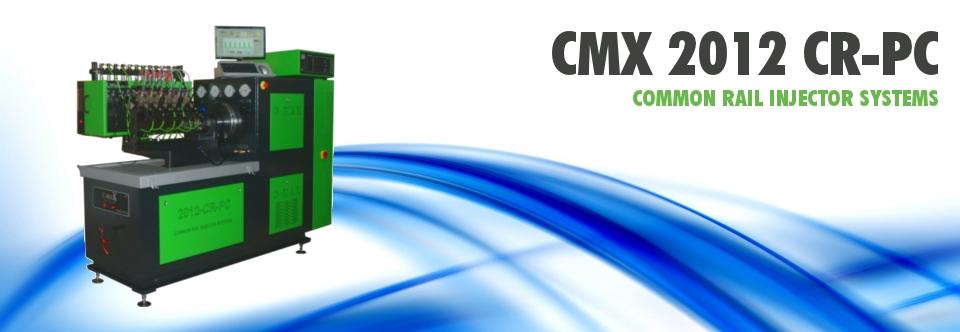 CMX 2012 CR-PC SLIDE